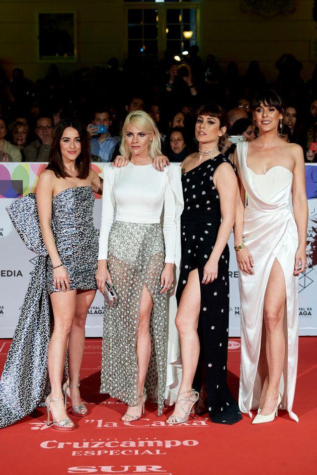El radical cambio de 'look' de Blanca Suárez tiene