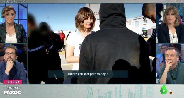 Reportaje de Liarla Pardo sobre el drama de los jóvenes migrantes en