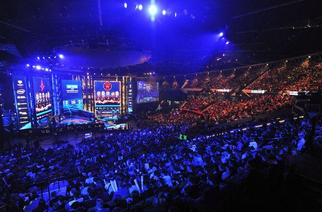 海外でも盛り上がるeスポーツの国際大会