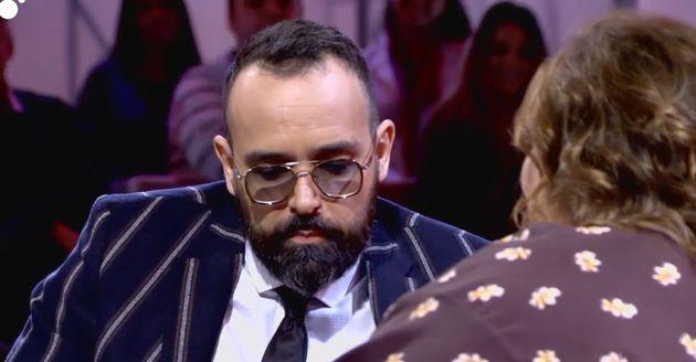 Risto Mejide junto a Itziar Castro en 'Chester'