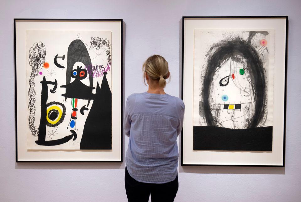 Ο Μιρό και ο τρόπος που ονειρευόταν τον κόσμο στο MoMA της Νέας