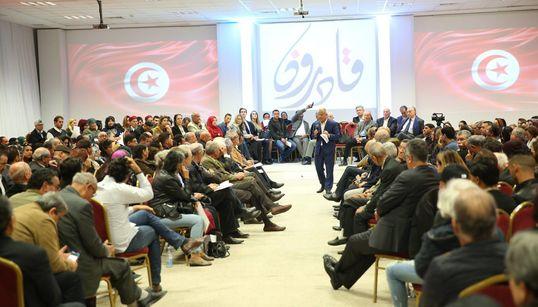 Nouveau venu sur l'échiquier politique, quels objectifs pour Qadiroun? Un de ses fondateurs, Leith Ben Becher se