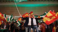 El PP de Andalucía cierra una campaña tutelada por Casado con llamamientos a frenar el