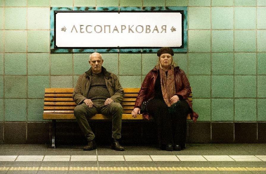 Ο Γιώργος Κιμούλης στο «Παγκάκι» του