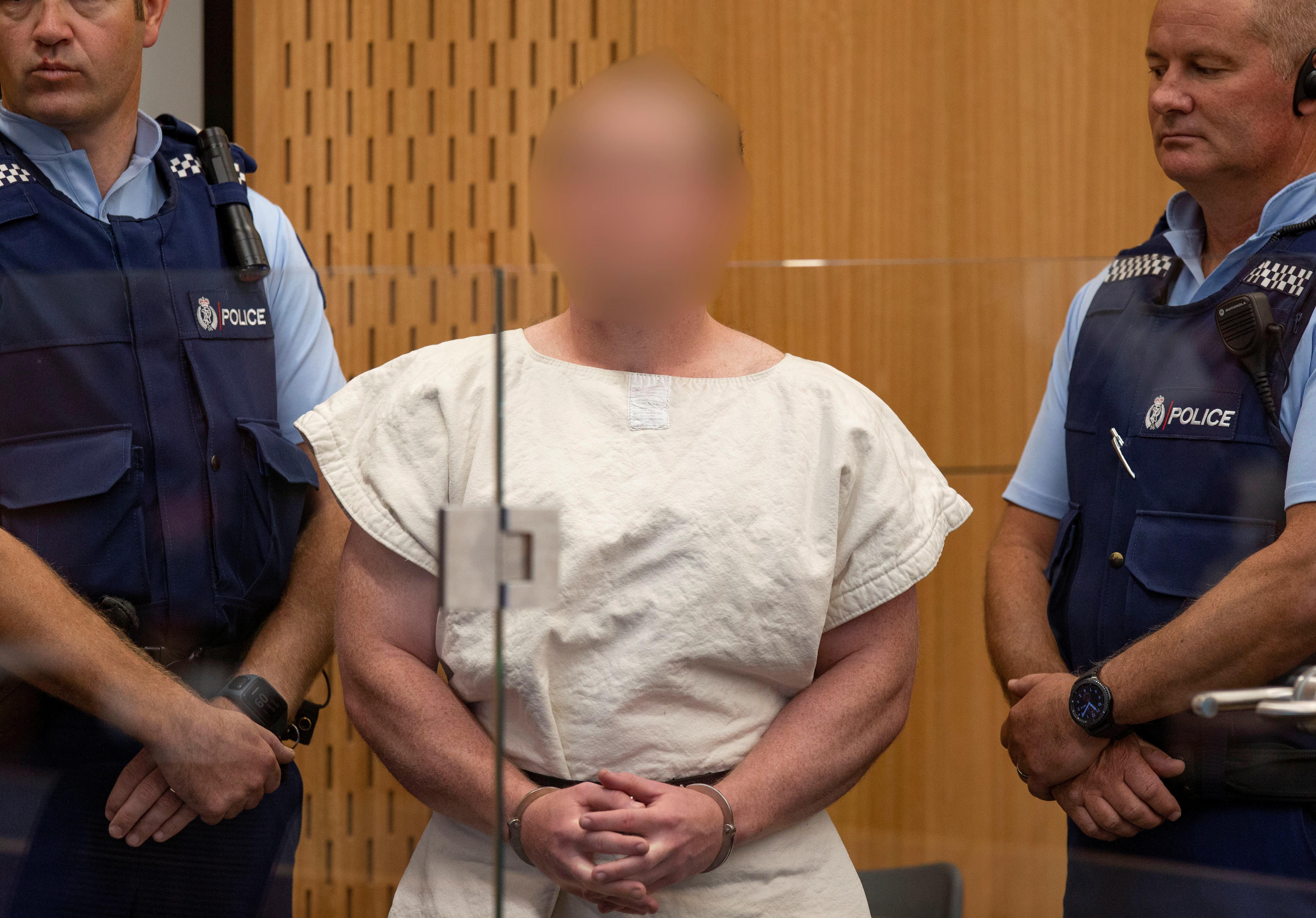 L'auteur des attentats de Christchurch veut assurer seul sa