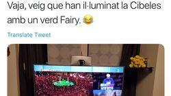 El significativo detalle en este tuit de Puigdemont: lo comparan con Cristiano