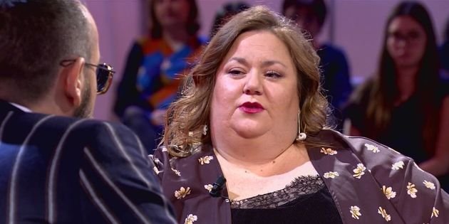 Itziar Castro se sincera sobre su sobrepeso con Risto Mejide en 'Chester' (Cuatro):