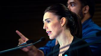 New Zealand Prime Minister Jacinda Ardern speaks during a Post Cabinet media press conference at Parliament in Wellington on March 18, 2019. - New Zealand will tighten gun laws in the wake of its worst modern-day massacre, the government said on March 18, as it emerged that the white supremacist accused of carrying out the killings at two mosques will represent himself in court. (Photo by David Lintott / AFP)        (Photo credit should read DAVID LINTOTT/AFP/Getty Images)