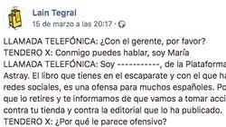 La denuncia viral de una librería de Madrid ante amenazas fascistas: