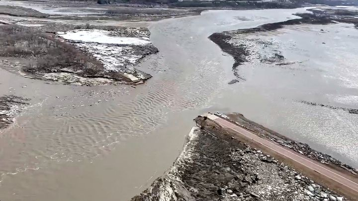 More Evacuations In Midwest As Missouri River Floods Through Levees