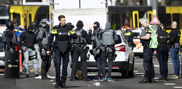 Ataque a tiros em um bonde na Holanda deixa ao menos 3