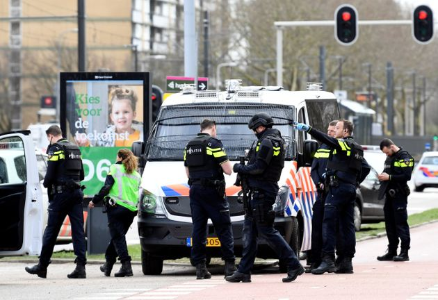 Ουτρέχτη: Τρεις νεκροί και πέντε τραυματίες από ένοπλη επίθεση σε