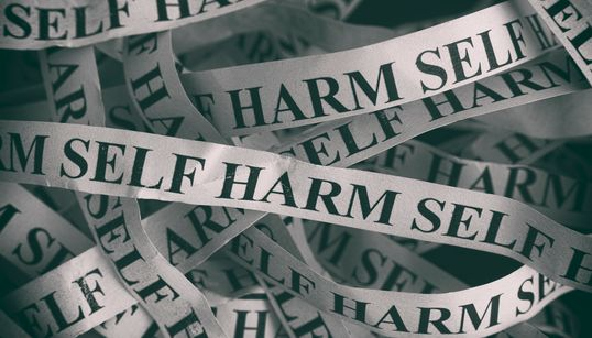 Do You Self-Harm? Here's How To Help