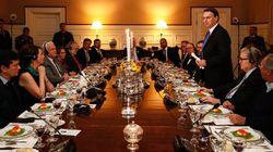 Nos EUA, Bolsonaro diz que sempre sonhou 'em libertar o Brasil da ideologia nefasta de