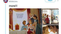 'El príncipe y el caballero', el cuento viral que conquista
