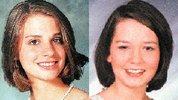 Northview High School yearbook photos of Tracie Hawlett and J.B. Beasley from 1999. The two teens were found shot to death in the trunk of J.B. Beasley's car in Ozark, Ala. July 31, 1999.