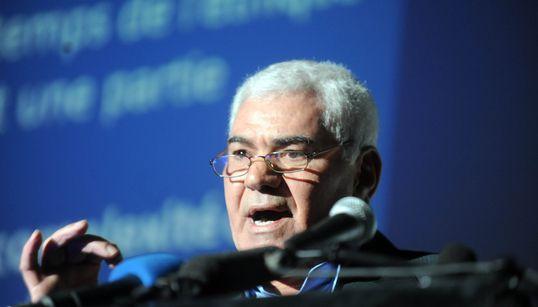 Le coordonnateur de l'instance présidentielle du FFS Ali Laskri démissionne de