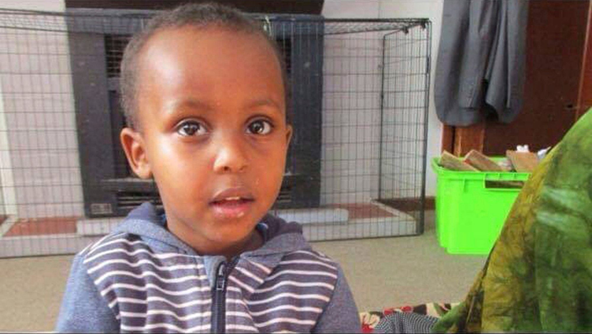 This Playful, Bright 3-Year-Old Boy Was ...