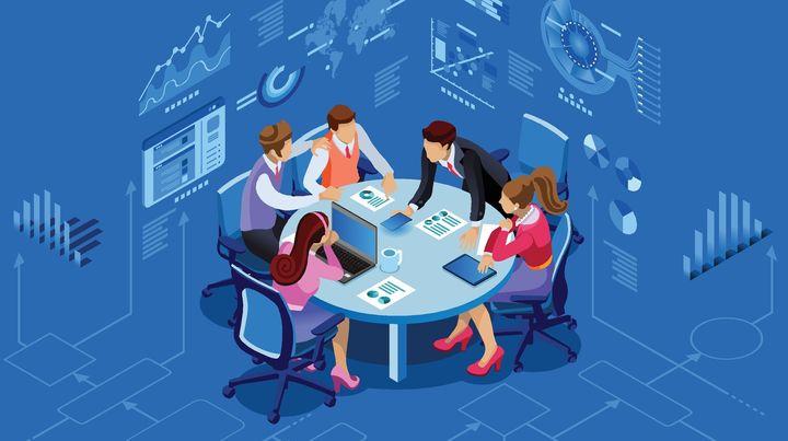 La conception des bureaux est rarement propice à la productivité des salariés.