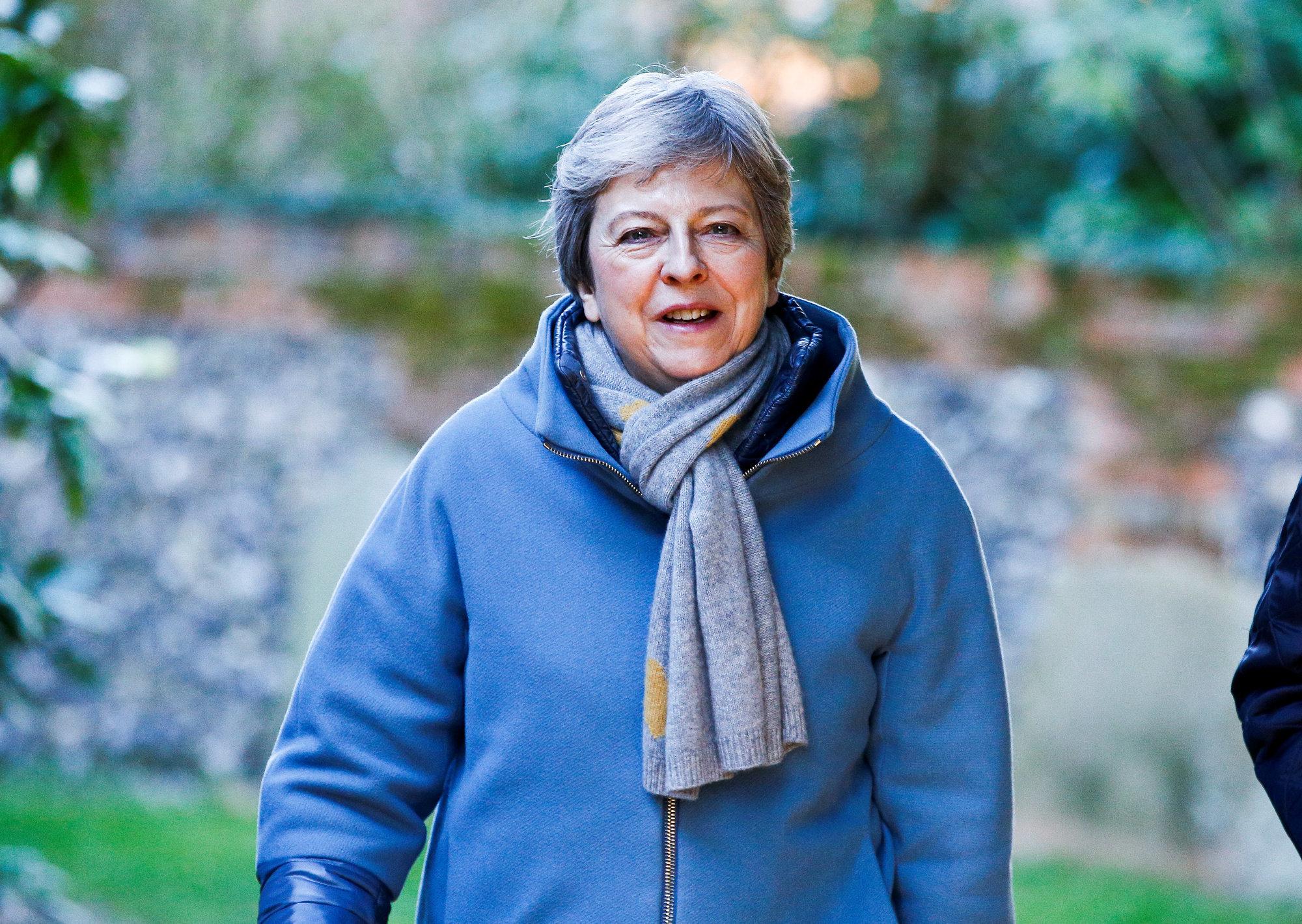 El presidente del Parlamento británico rechaza que May vuelva a someter a votación el mismo acuerdo del