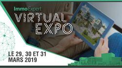 ImmoExpert Virtual Expo: Un salon immobilier virtuel en ligne pour rapprocher promoteurs et