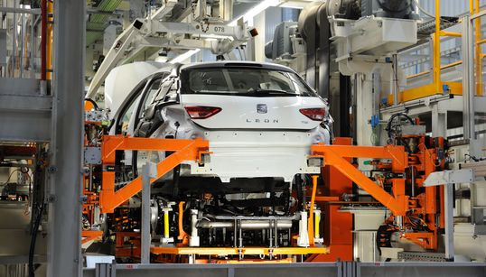 Así se fabrican los coches más vendidos en