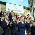 Η παρουσίαση των υποψηφίων του συνδυασμού «Αθήνα Ψηλά» από τον Κώστα