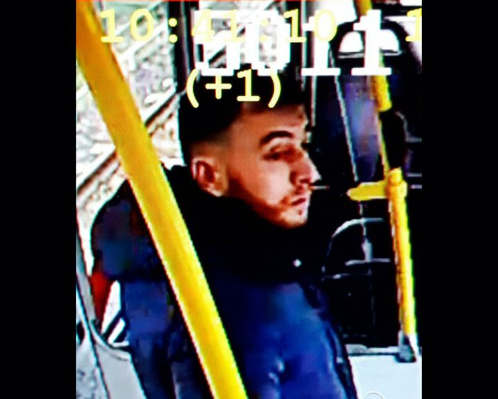 Gokmen Tanis, who police arrested in connection with a deadly shooting on a tram, is seen in a photo released by Dutch police