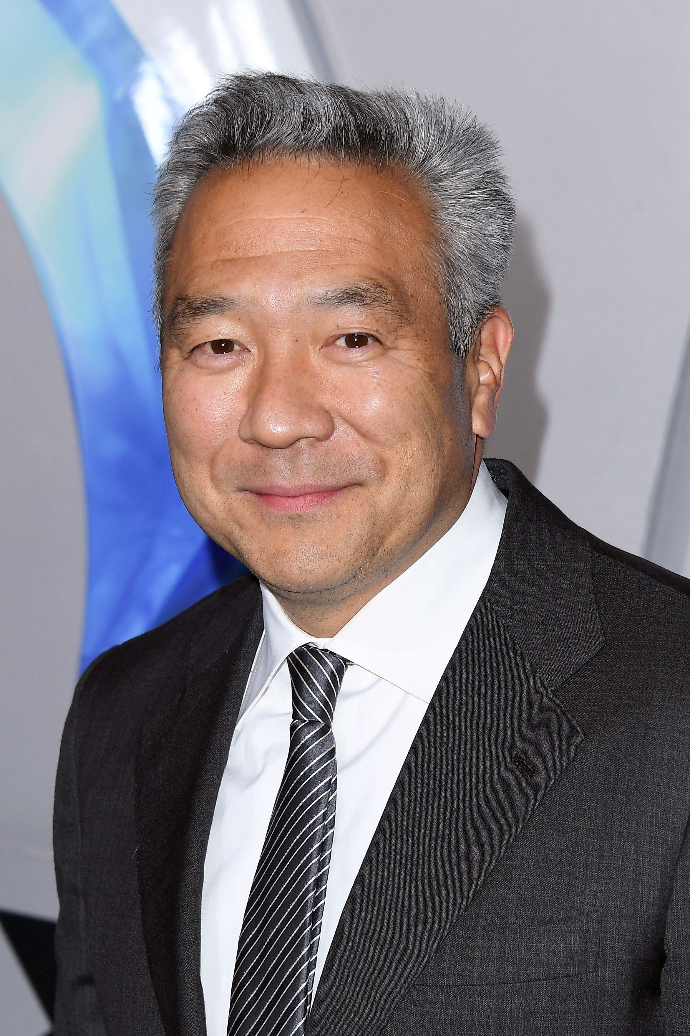 Kevin Tsujihara attends the 2018 premiere of