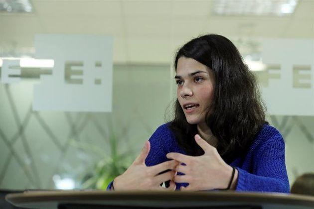 Isa Serra, candidata de Podemos a las elecciones autonómicas en la Comunidad de