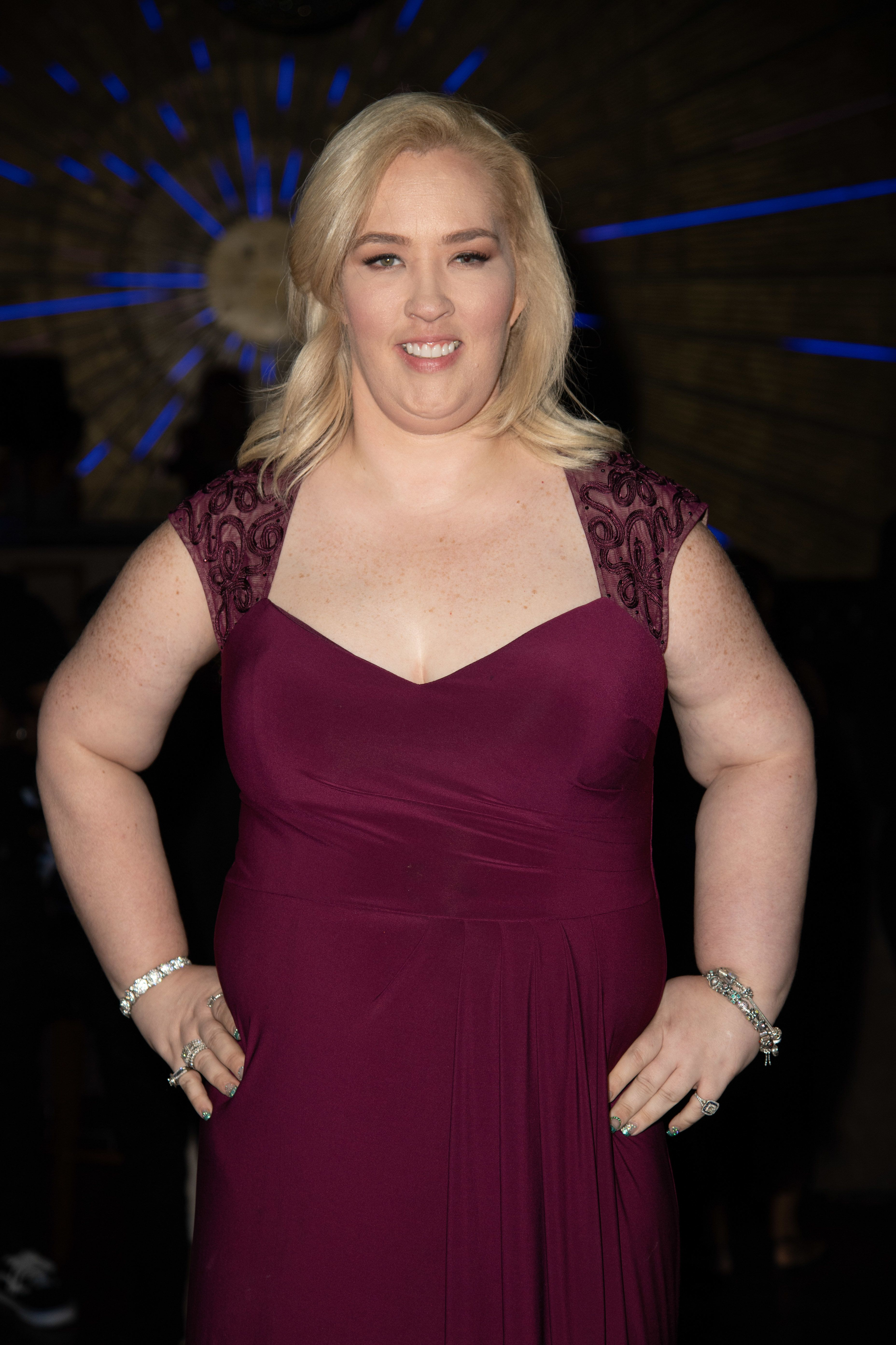 LOS ANGELES, CA - JULY 31:  Mama June attends Bossip Best Dressed List Event on July 31, 2018 in Los Angeles, California.  (Photo by Earl Gibson III/Getty Images for WE tv )