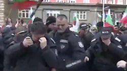 Varios policías de Bulgaria, afectados por spray pimienta al usarlo contra el