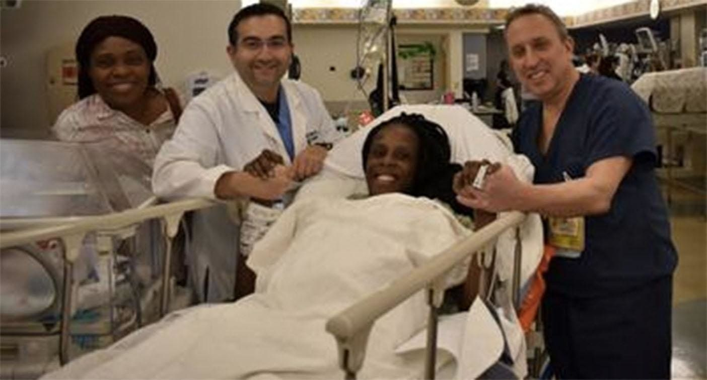 Woman Gives Birth To 6 Babies In Just 9
