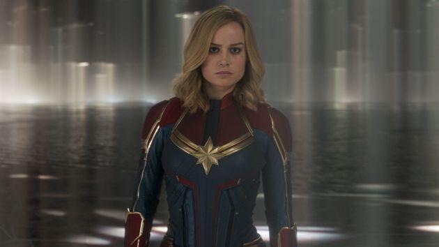 Atriz vencedora do Oscar, Brie Larson dá visa à super-heroína Capitã