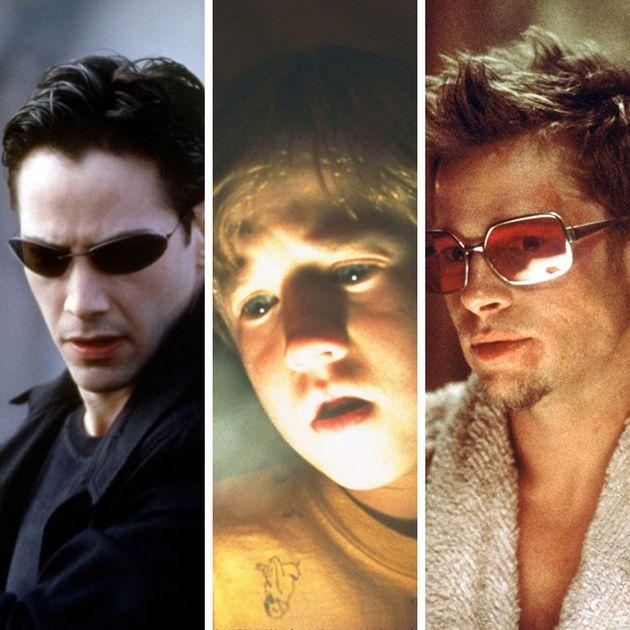 Matrix, O Sexto Sentido e Clube da Luta são algumas das produções que se destacaram...