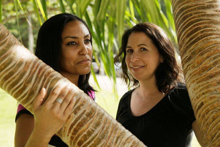 Taeko Bufford, left, and Diane Cervelli were turned away by Honolulu's Aloha Bed & Breakfast in 2007.