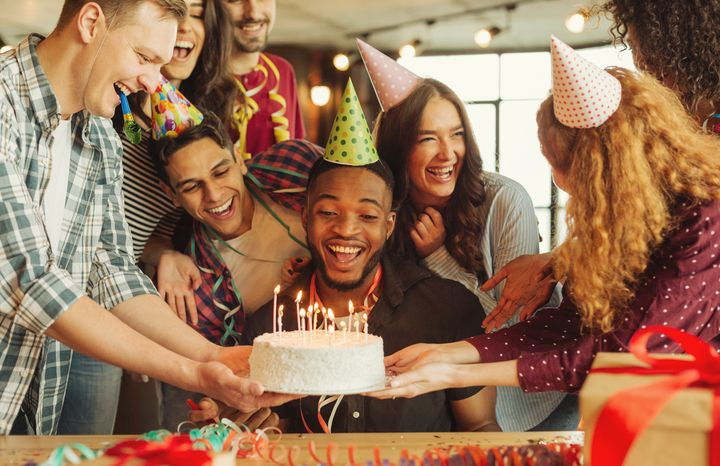 Good Birthday Gifts For Guys That They Actually Want Huffpost Life