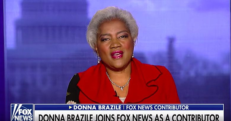 Donna Brazile joins Fox News.