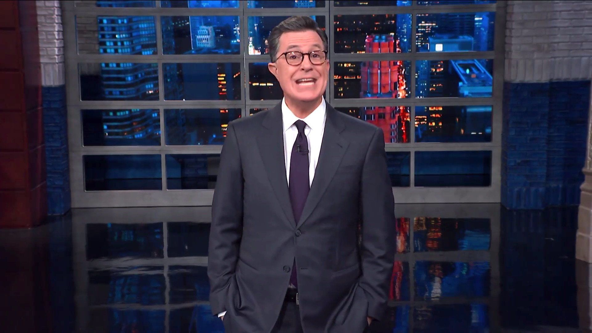 Colbert Finds A Whole New Way To Call Fox News Host Jeanine Pirro A