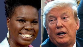 Leslie Jones, Donald Trump