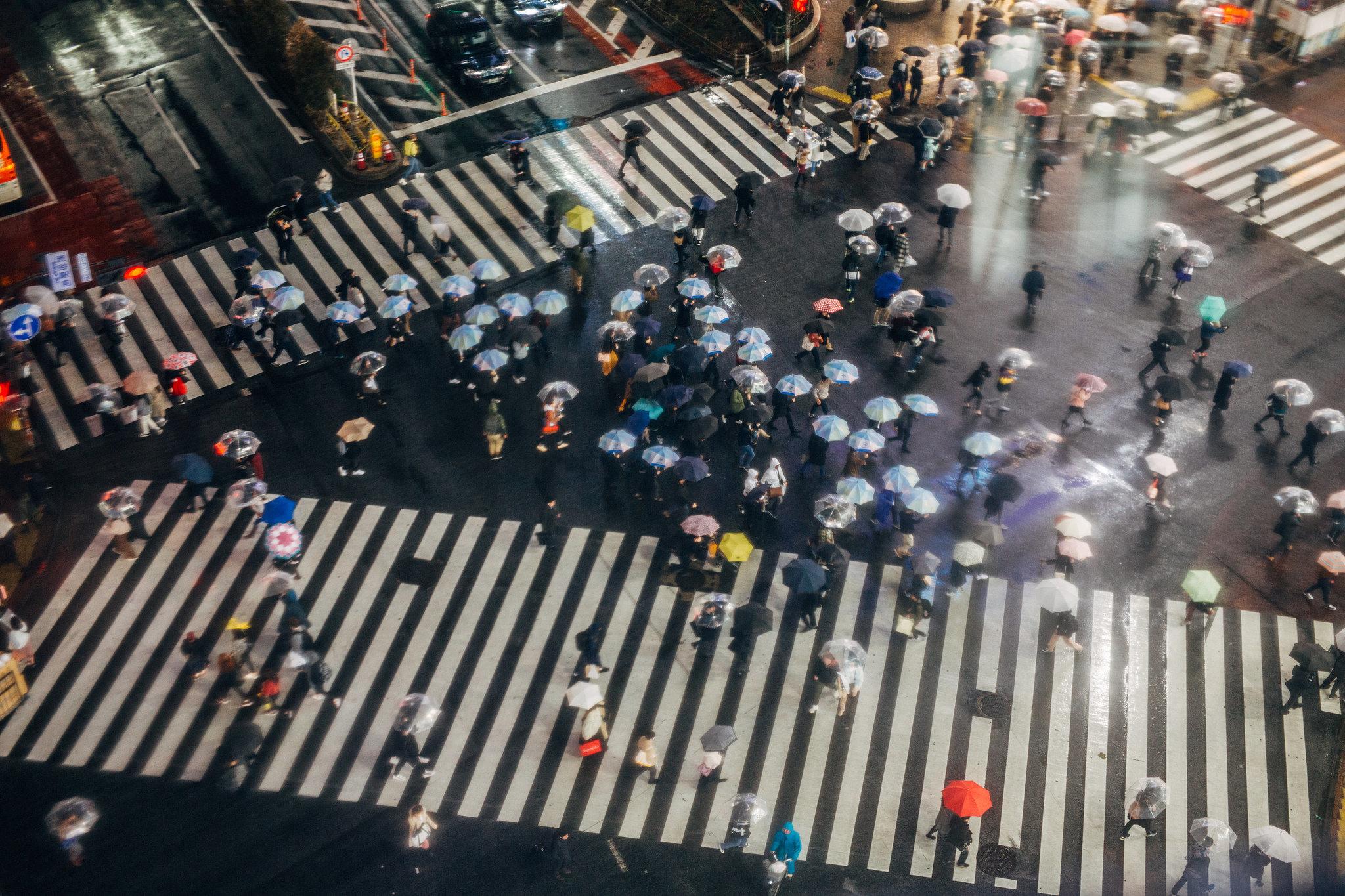 傘を持ち歩く時代はもう終わり? 渋谷で傘のシェアリングサービスが拡大中