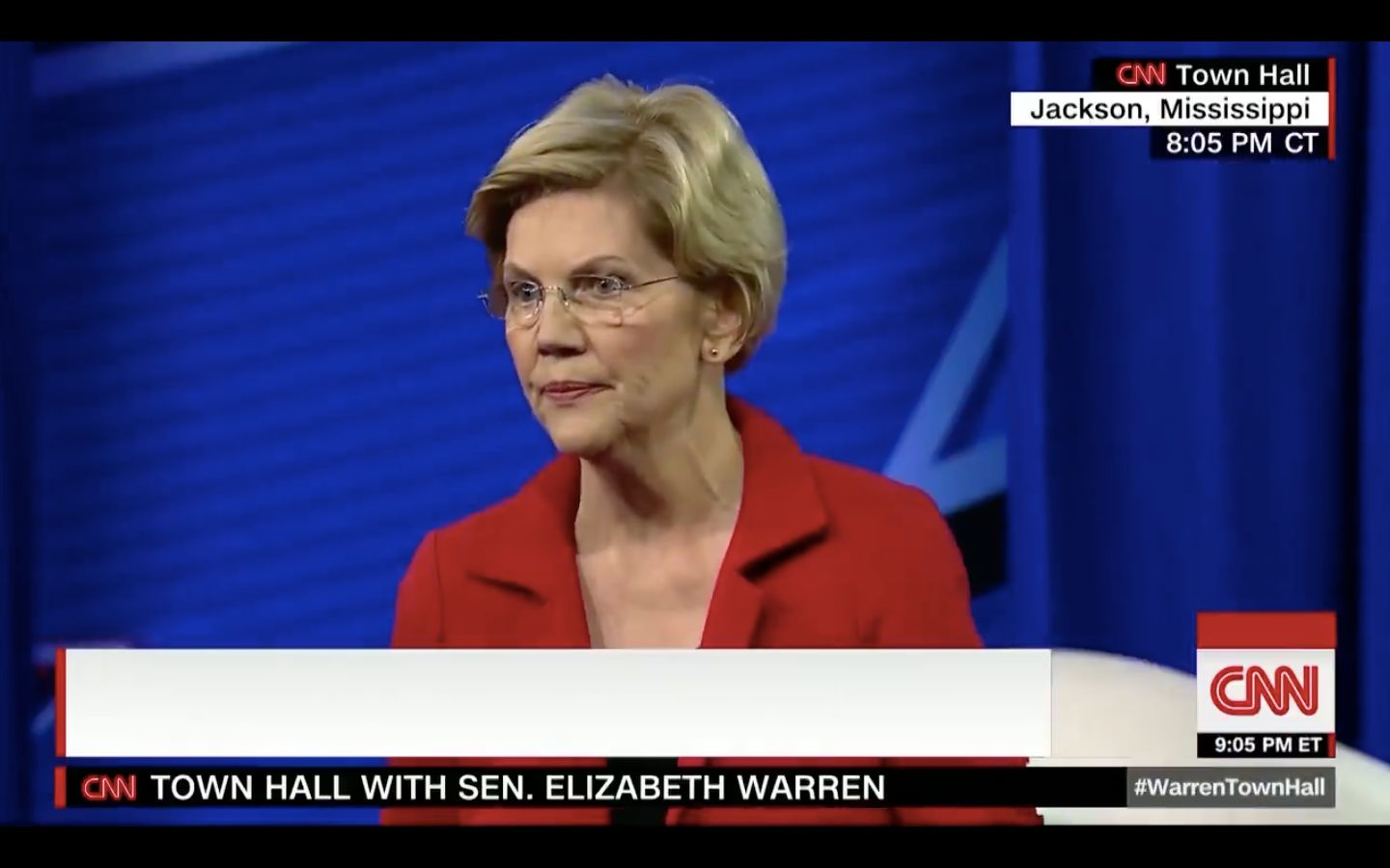 Warren: Time To Have A 'Full-Blown Conversation About Reparations' To Black