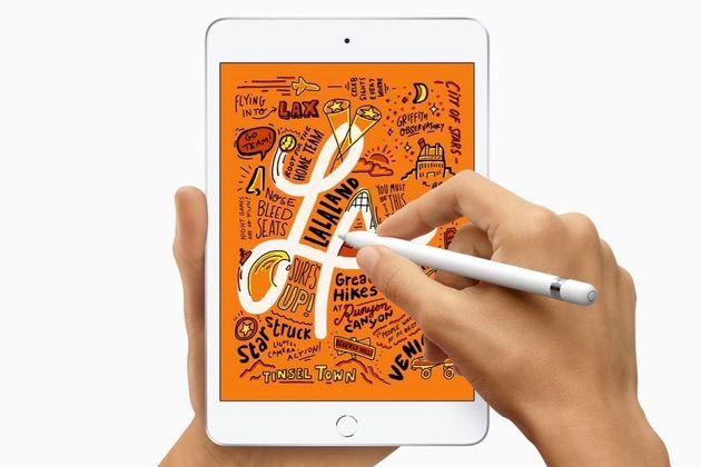 新iPad miniついに登場。Apple
