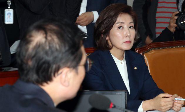 문 대통령의 '장자연, 김학의 사건 진실규명지시'를 나경원은 '적폐몰이'로