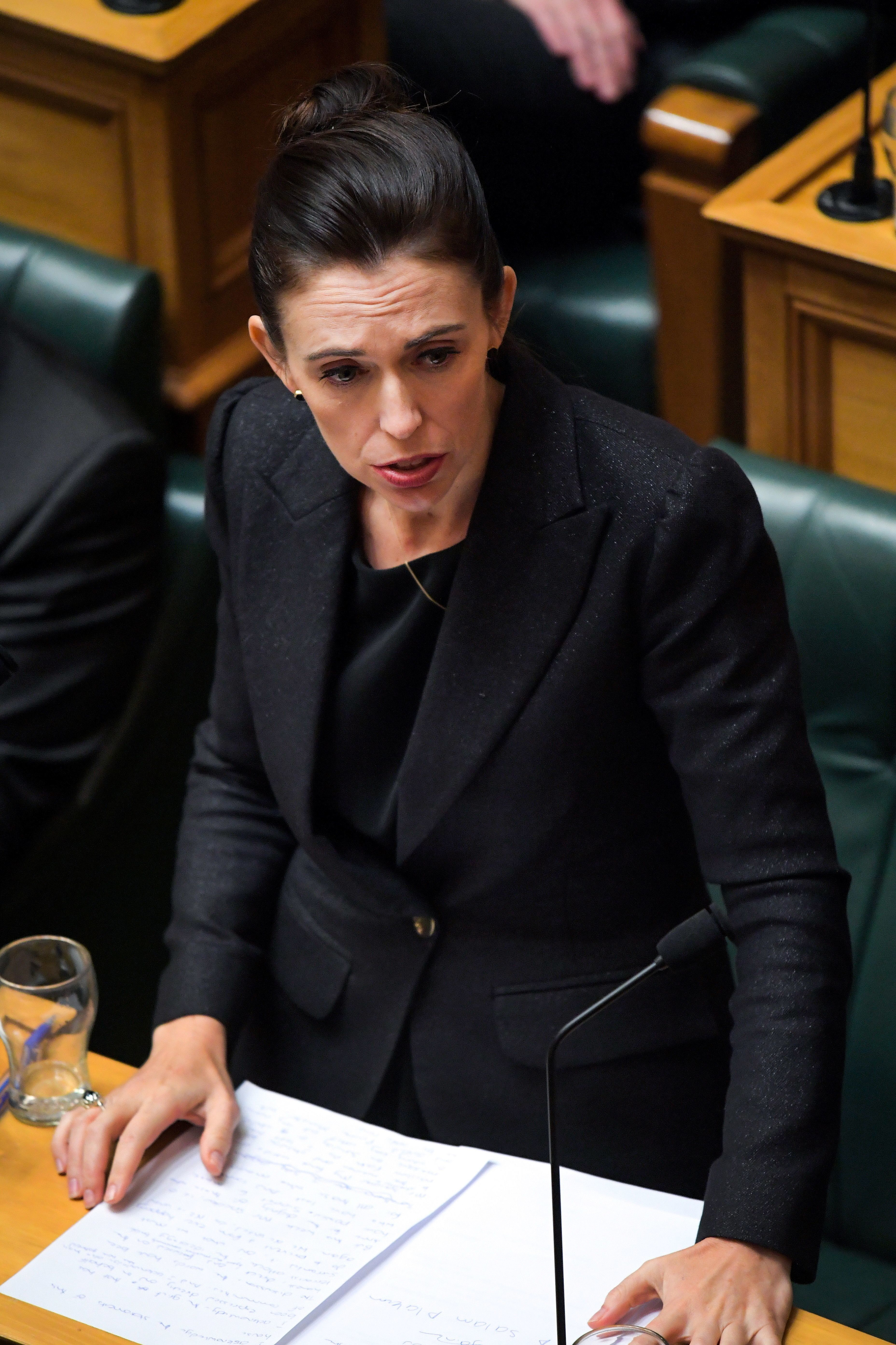 'New Zealand Will Give Him Nothing': Jacinda Ardern Refuses To Name Mosque