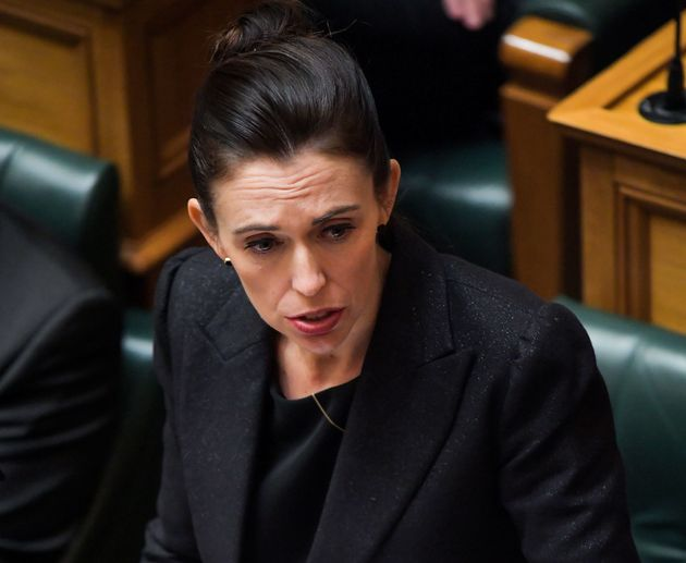 Jacinda Ardern vowed never to utter the name of the twin-mosque gunman as she opened a sombre session...