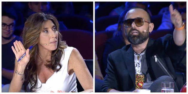 Paz Padilla y Risto Mejide se enfrentan de nuevo en 'Got