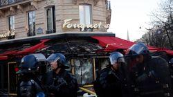 Macron prohíbe las manifestaciones en los Campos Elíseos tras los últimos incidentes de los chalecos