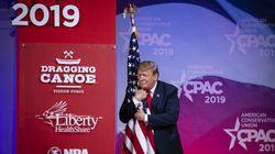 Trump dona un trimestre de su sueldo al Departamento de Seguridad