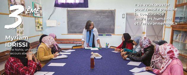 Trois Marocaines récompensées par la Fondation Yves Rocher pour leur initiatives